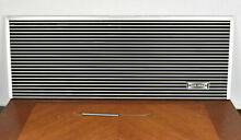 SubZero Refrigerator 550 Replacement Part   LG3011 Louvered Grille Vent Cover