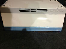 NuTone RL6224WH 24 in  Non Vented Range Hood in White New