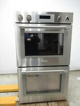 Thermador Professional Series 30  13 modes SoftClose Double Wall Oven PO302W