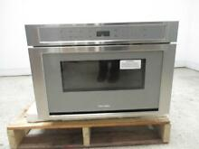 Thermador Masterpiece Series 24 Inch 1 2 Cu  Ft  Built In Microwave MD24WS