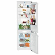 Liebherr HC 1080 24 inch Fully Integrated Refrigerator Freezer Combination with