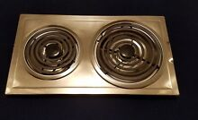 Jennair Cartridge  Model A100  JEA7000     Stainless  Used  New Drip Pans  USED