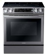 Samsung NE58K9500SG 5 8 Cu  Ft  Electric Slide In Range with Convection
