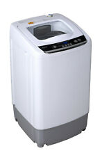 Magic Chef MCSTCW09W1 0 9 Cu Ft  Compact Washer    free usa shipping