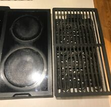 Jenn Air a122 Designer Series Black Cartridge plus Grill Top Element