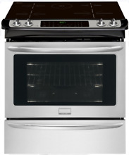Frigidaire FGIS3065PF Gallery Series 30  Slide In Induction Range in Stainless