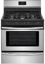 Frigidaire FGGF3036TF Gallery Series 30 Inch Freestanding Gas Range Stainless