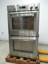 Thermador Professional Series 30 Inch SoftClose  Door Double Oven POD302W