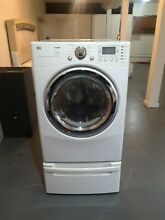 LG TROMM GAS DRYER DLG8388WM