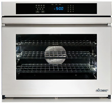 Dacor RNO130FS Renaissance 30  Single Electric Wall Oven w Self Clean Stainless
