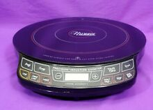 Nuwave Precision 2 Portable Induction Cooktop Hot top Cooker Ceramic 30121