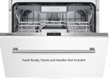 Gaggenau  DF260761 Fully Integrated ADA Dishwasher Panel Ready with 6 Cycles