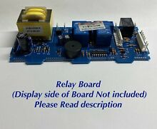 NEW REPLACEMENT  RELAY BOARD  ONLY  for 318010700