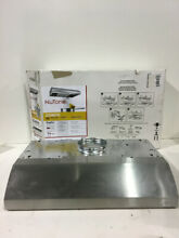 NuTone AHSA130SS Osmos 30 in  Convertible Range Hood in Stainless Steel  READ