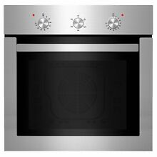Empava 24  Stainless Steel Electric Single Wall Ovens