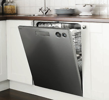Asko XL Series D5426XLS 24  Built In Full Console Dishwasher Stainless Steel
