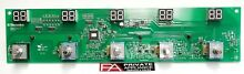 808844001 FRIGIDAIRE ELECTROLUX COOKTOP  User Interface Board Assembly 808844002