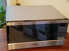Panasonic Countertop Microwave Oven w  Inverter Technology Model NN SN744S