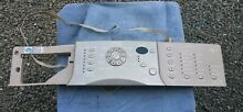 Kenmore Elite Smartwash QuietPak9 HE4 Washer Control Panel Works Great