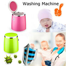 Portable Mini Washing Machine Clothes Spin Dryer Laundary Water Extractor 220 V