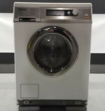 Miele Professional PW6065   24  Washing Machine   60Hz   240V   15 LBS   White