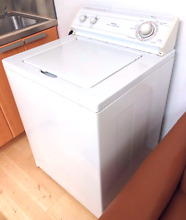WHIRLPOOL TOP LOAD WASHING MACHINE WASGER LSR8233EQ0 LOCAL PICKUP ONLY