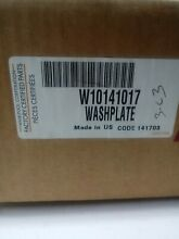Whirlpool Factory Certified Part W10141017 Washer Washplate