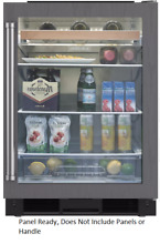 Sub Zero UC24BGORH 24 Inch Built in Undercounter Beverage Center Panel Ready