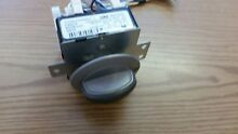Used Kenmore Whirlpool Dryer Timer 3976576  with knob