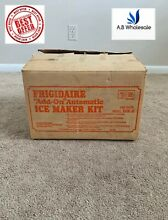 Vintage Add On Automatic Frigidaire Ice Maker KIT IMK 5 NEW IN OPEN BOX