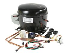 New WR87X10226 GE Refrigerator Compressor Kit