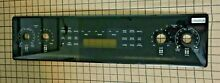 Whirlpool Kenmore Range Stove Oven Glass Control Panel Touchpad Black WB27T10160