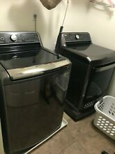 LG WT7600H A Top Load Washer   Electric Dryer DLEX7600 E