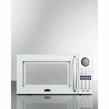 Summit SM1102WH  Microwave Oven  1 0 Cu  Ft  1000 Watt  KeyPad Control    1