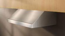 Best UP26M30SB Classico Poco Series Under Cabinet Pro Style Range Hood 30 Inch