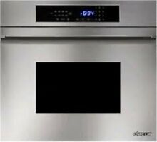 Dacor 30  3 9 cu ft 6 Modes Stainless Convection Single Electirc Wall Oven DO130