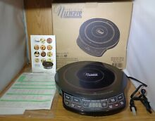 NuWave Precision Induction Cookware Model 30101 Opened Original Box