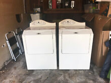 Maytag Neptune Washer Electric Dryer Pair