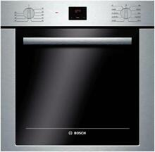Bosch 500 Series 24  European Convection SS Single Electric Wall Oven HBE5451UC