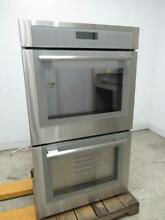 Thermador Masterpiece Series 30  Hydraulic SoftClose Double Wall Oven ME302WS