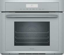 Thermador 30 Inch SoftClose Self Clean and Wi Fi Stainless Wall Oven MEDS301WS