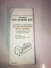 Whirlpool 4317943 Ice Maker Assembly Genuine Replacement Part Electric Item New