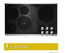 KitchenAid 36  ELECTRIC Downdraft Cooktop with 5 Elements and CookShield Finish