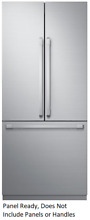 Dacor Modernist DRF367500AP 36  Built In French Door Refrigerator Panel Ready