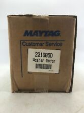 RARE Maytag 201805D Washer Motor   NEW OLD STOCK