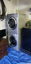 Frigidaire stackable washer and dryer combo