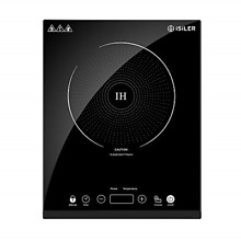 1800W Sensor Touch Electric Induction Cooker Cooktop With Kids Safety Lock Count