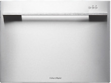 Fisher   Paykel DD24SDFTX7 Semi Integrated Tall DishDrawer in Stainless Steel