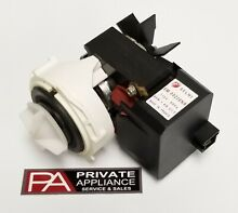 SM 00236NR Fisher   Paykel Washer  Drain Motor Pump   pre owned