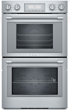 Thermador Professional Series PODS302W 30  Double Wall Oven SxSteel SoftClose